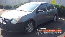2007 NISSAN SENTRA available for parts