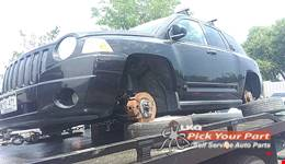 2009 JEEP COMPASS available for parts