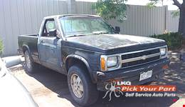 1991 CHEVROLET S10 available for parts