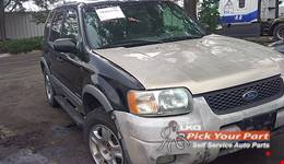 2001 FORD ESCAPE available for parts