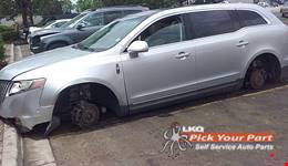 2010 LINCOLN MKT available for parts
