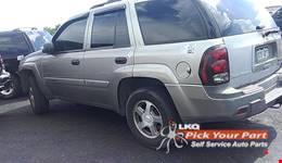 2003 CHEVROLET TRAILBLAZER available for parts