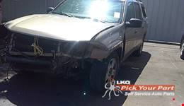 2002 CHEVROLET TRAILBLAZER EXT available for parts