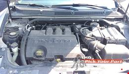 2009 LINCOLN MKS available for parts
