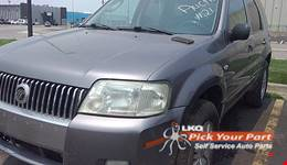 2007 MERCURY MARINER available for parts
