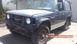 1987 DODGE RAIDER available for parts