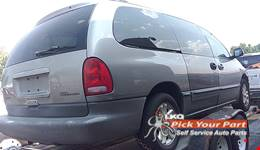 1997 DODGE GRAND CARAVAN available for parts