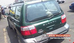 2002 SUBARU FORESTER available for parts
