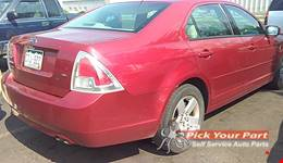 2007 FORD FUSION available for parts