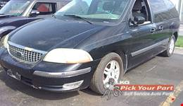 2002 FORD WINDSTAR available for parts