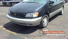 1999 TOYOTA SIENNA available for parts
