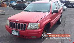2001 JEEP GRAND CHEROKEE available for parts