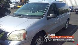 2004 FORD FREESTAR available for parts