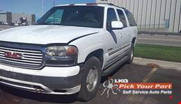 2001 GMC YUKON XL 1500 available for parts