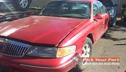 1997 LINCOLN CONTINENTAL available for parts