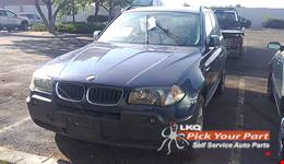 2005 BMW X3 available for parts