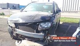 2017 JEEP COMPASS available for parts