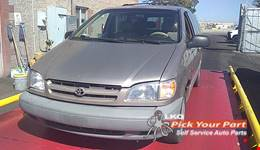 2000 TOYOTA SIENNA available for parts
