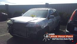 2003 ACURA MDX available for parts