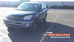 2002 TOYOTA RAV4 available for parts