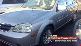 2006 SUZUKI FORENZA available for parts