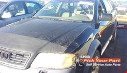 2004 AUDI ALLROAD QUATTRO available for parts