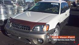 2003 SUBARU OUTBACK available for parts