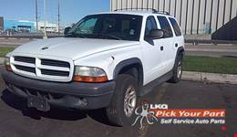 2003 DODGE DURANGO available for parts