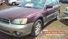 2000 SUBARU OUTBACK available for parts