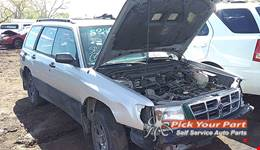 1999 SUBARU FORESTER available for parts