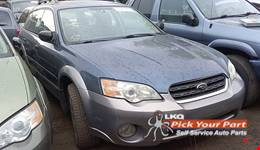 2006 SUBARU OUTBACK available for parts