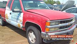 1998 CHEVROLET K1500 available for parts