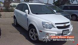 2014 CHEVROLET CAPTIVA SPORT available for parts