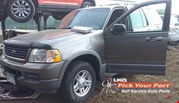 2002 FORD EXPLORER available for parts