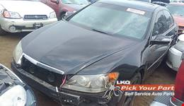2005 ACURA RL available for parts
