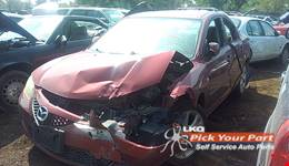 2009 MAZDA 3 available for parts
