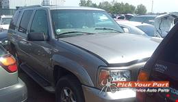 2000 CADILLAC ESCALADE available for parts