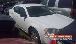 2008 DODGE AVENGER available for parts