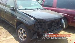 2007 CHEVROLET TRAILBLAZER available for parts