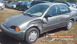 1996 GEO METRO available for parts