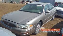 2002 BUICK LESABRE available for parts