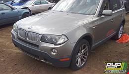 2007 BMW X3 partes disponibles
