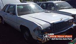 1984 FORD LTD available for parts
