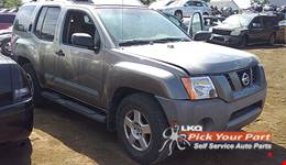 2005 NISSAN XTERRA available for parts