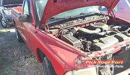 2001 DODGE DAKOTA available for parts