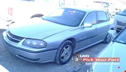 2004 CHEVROLET IMPALA available for parts