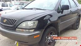 2000 LEXUS RX300 available for parts