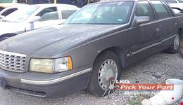 1998 CADILLAC DEVILLE available for parts