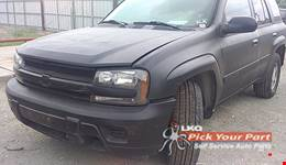 2004 CHEVROLET TRAILBLAZER available for parts