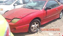 1999 PONTIAC SUNFIRE available for parts